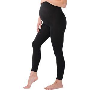 Belly Bandit Maternity/Postpartum Black Leggings